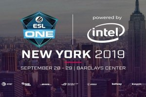 ESL One New York isokuva