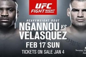 UFC Fight Night Phoenix