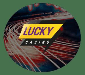 LuckyCasinon vedonlyönti - ei rekisteröitymistä
