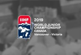 Jääkiekon U20 MM-kisat 2019