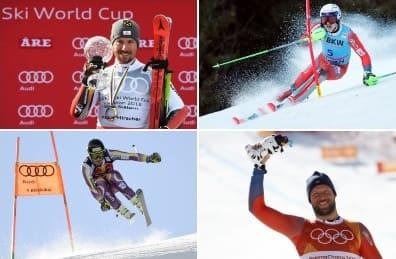 Alppihiihdon maailmancup ohjelma miehet