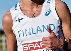 Suomen joukkue yleisurheilun MM-kisoissa